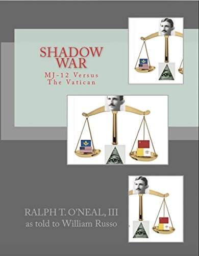 Russo Shadow (Shadow War: MJ-12 Versus The Vatican)