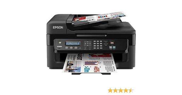 Epson WF-2520NF - Impresora multifunción de Tinta - B/N 34 PPM ...