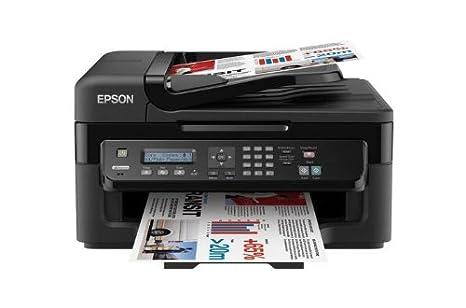 Epson WF-2520NF - Impresora multifunción de Tinta - B/N 34 PPM, Color 18 PPM