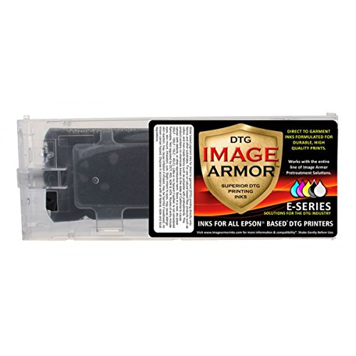 Image Armor DTG Ink Cartridges for Anajet Sprint 220ml , Black