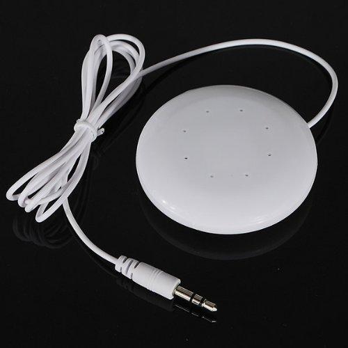 StillCool Pillow Speaker for MP3 MP4 Player iPod Mini 3.5mm (White) by StillCool (Image #1)