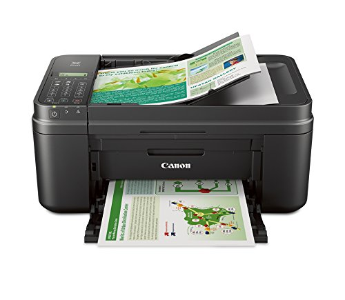 Canon MX492 Wireless All-IN-One Small Printer with Mobile or Tablet Printing, Airprint and Google Cloud Print Compatible (Inkjet Copiers Canon)