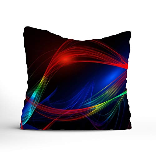 - Blair Louisa Pillow Cover Light and Shadow Cushion Cover Printed Pillow Case 24