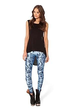 Hamiltion Womens 3D Digital Print Leggings as Pants Fashion Funky Pattern 25