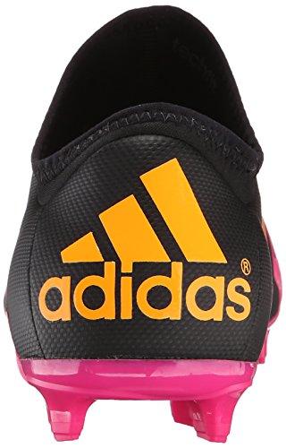Adidas Prestaties Heren X 15,2 Fg / Ag Voetbal Cleat Zwart / Shock Roze / Goud