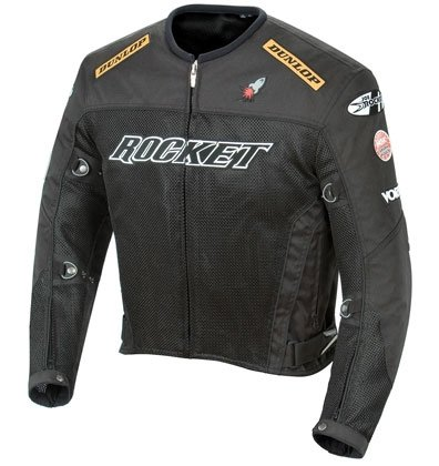 - Joe Rocket UFO 2.0 Mens Mesh Motorcycle Jacket - 3X-Large