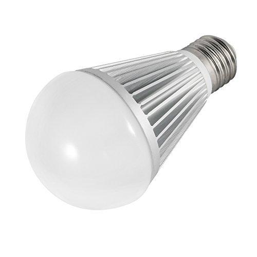 LED Bombilla E27 LED Leuchtmittel E27 - 580 lumen - 6 VATIOS BLANCO FRÍO 5.500 KELVIN: Amazon.es: Iluminación