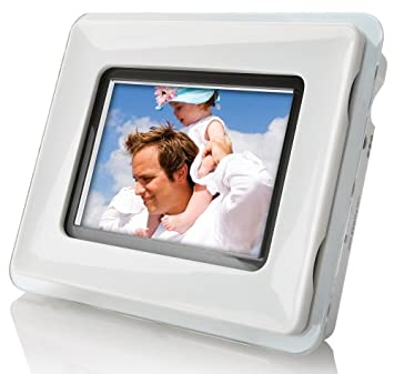 coby dp352 35 inch digital photo frame