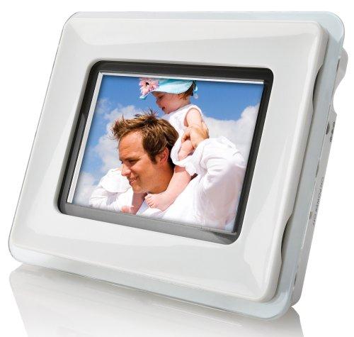 Amazon.com : Coby DP352 3.5-Inch Digital Photo Frame : Digital ...