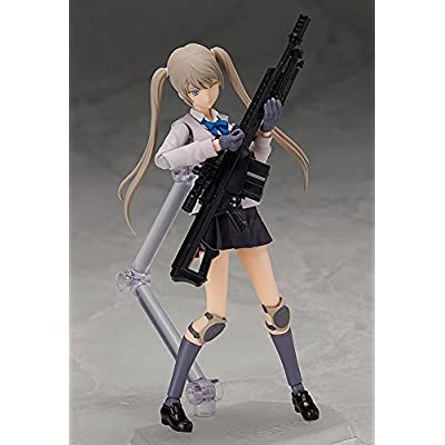 Tomytec Little Armory: Maria Teruyasu Figma Action Figure: Toys & Games
