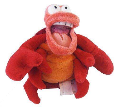 Disney Exclusive Little Mermaid Mini Bean Bag Plush - SEBASTIAN the Crab 8