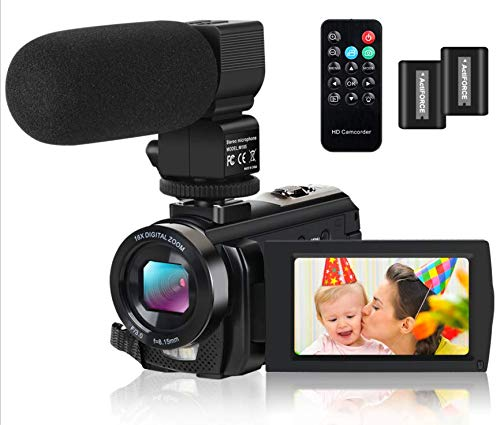 Video Camera Camcorder Digital