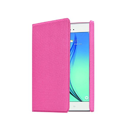 Ultra Slim Business Cover for Samsung Galaxy Tab A 8 inch SM-T350 (Hot Pink) - 1