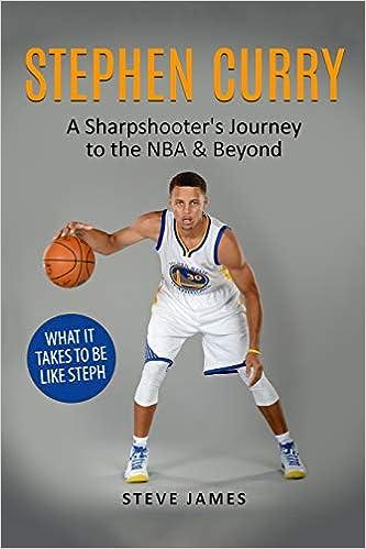 f19846e258e4 Stephen Curry  A Sharpshooter s Journey to the NBA   Beyond ...