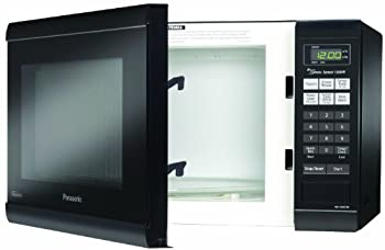 Panasonic Nn-sn651b Countertop Microwave Oven With Inverter Technology, 1.2 Cu. Ft, 1200w, Black 4