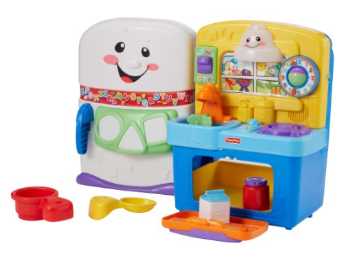 Fisher-Price Laugh and Learn: Learning Kitchen - Special Needs Gifts