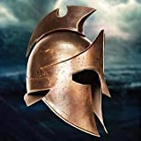Junglevibes 300 Rise Of An Empire Spartan King Helmet Ancient Greek Movie Collectible Gift