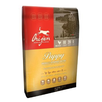 Orijen Puppy Grain-Free Dry Dog Food, 5.5lb