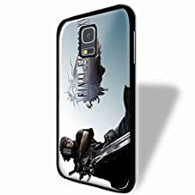 final fantaxy xv game poster for Samsung Galaxy S5 Black case