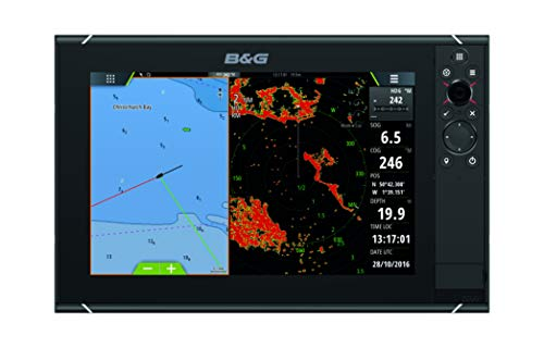 B&G Zeus3-12 Chartplotter Navigation System for Blue Water Cruisers and Regatta Racers
