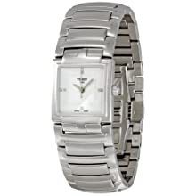 Tissot Women's T051.310.11.031.00 White Dial Watch