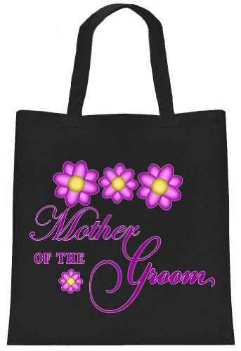 Mother Of The Groom Canvas Tote Bag - Tiffany Victoria Collection