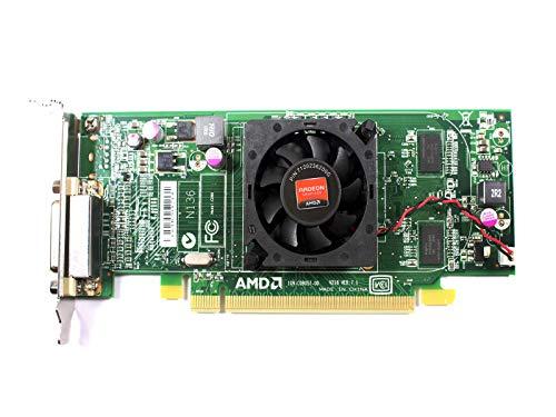 Genuine Graphcis Video Card Low Profile AMD Radeon HD 6350 DDR3 64 Bit 512 MB 1CX3M 109-C09057-00 by EbidDealz (Ati Radeon Amd 512 Mb)
