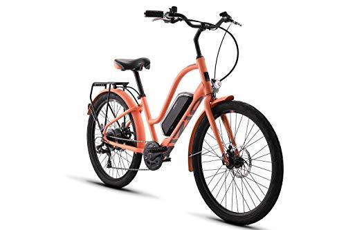 Izip Electric Bikes - Izip Bicycles E3 Simi Step Over/Step Thru Cruiser Electric Bike