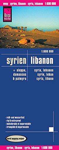 Syria/Lebanon (English and German Edition)