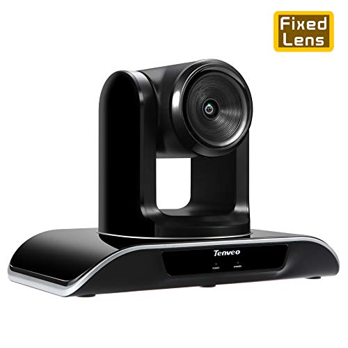 Tenveo conference room camera Full HD 1080p Camera with 138°Wide Angle USB conference camera for small Meeting Rooms (TEVO-VHD1080 Pro)