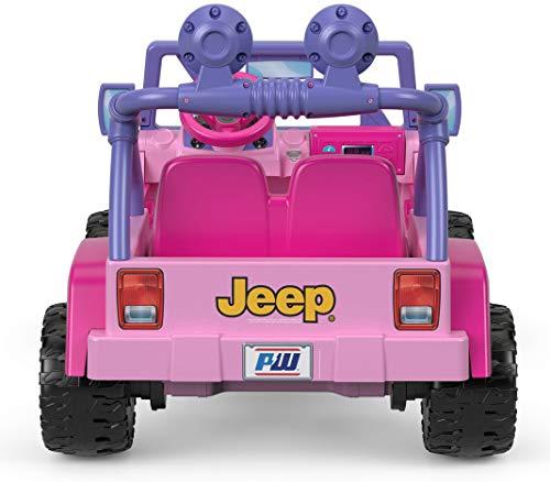 Power Wheels Disney Princess Jeep Wrangler by Power Wheels (Image #10)