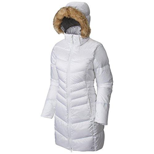 - Mountain Hardwear Downtown Coat - Women's White Medium