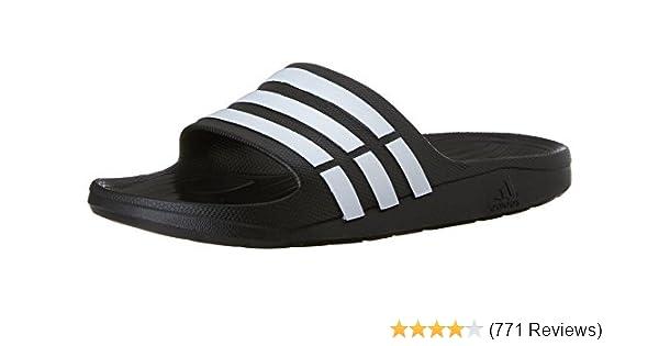 new style c10a8 8cb1e Amazon.com  adidas Duramo Slide Sandal  Sport Sandals  Slide