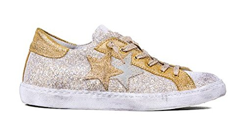 2Star Trainers Women's Gold Women's Trainers 2Star Women's Gold Gold Trainers 2Star Trainers Women's 2Star Gold OqRwxvq