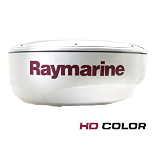 "Raymarine 4Kw 18"" Hd Digital Radom with O Cable"