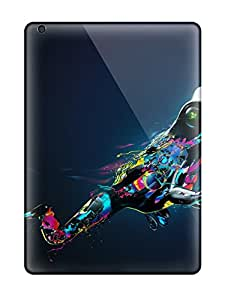Fashion Design Hard Case Cover/ Protector For Ipad Air 7403971K50359674