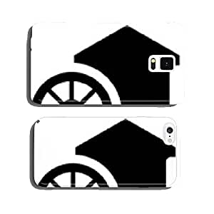 Watermill vector icon cell phone cover case iPhone5