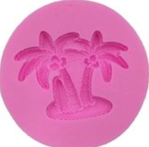Silicone Mould Cake Candy Pastry Tools Decorating Reusable Non-stick Palm Trees Pink Sugarcraft Silicone Baking Mold for Fondant Gum Paste Chocolate Making Crafts Molds Soap Wedding Decorations (Ceramic Angel Molds)