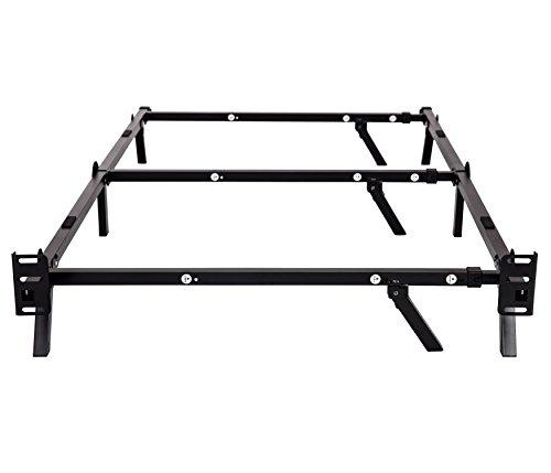 Sleeptune Adjustable Steel Bed Frame For Box Spring