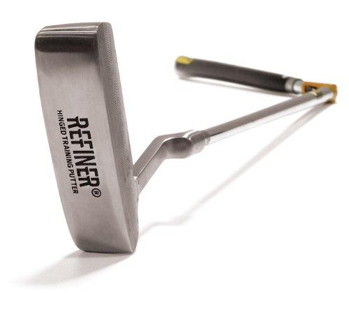 SKLZ Rick Smith Refiner Putter – Target Line Hinged Putter, Outdoor Stuffs