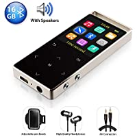 16GB Bluetooth MP3 Player