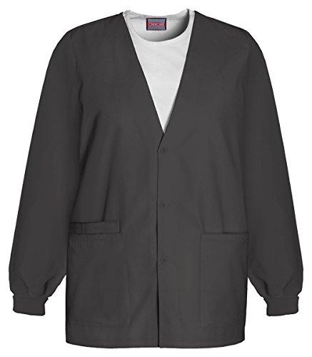 V-Neck Cardigan Warm Up Jacket - 1