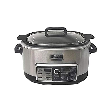Amazon.com: Ninja CS970QFM 4 in 1 Cooking System with Auto ...