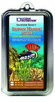 Seaweed Select Brown Algae with Garlic - 10 sheets ()