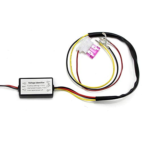 (iJDMTOY (1) LED Daytime Running Light Automatic On/Off Switch Controller Module Box (Enable DRL Turn On When Engine Starts))