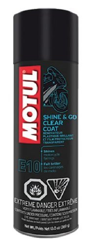 Motul Shine and Go - 13oz. 818814 by Motul Oil