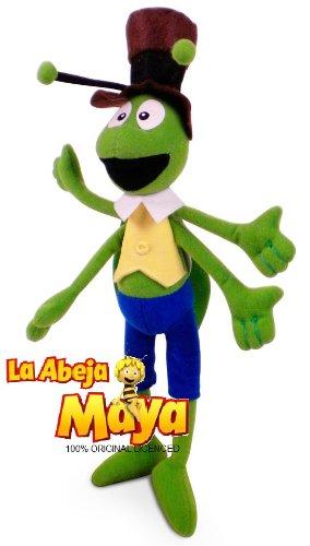 LA ABEJA MAYA 3D Peluche FLIP Juguete Muñeco de Dibujos Animados Television TV: Amazon.es: Juguetes y juegos