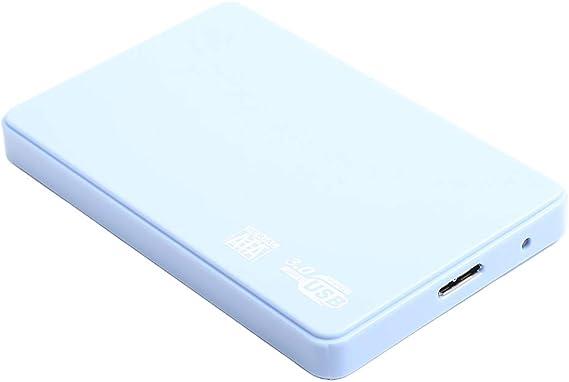 USB 3.0 for PC Laptop and Mac Black Homyl Portable ABS Plastic 2TB External Hard Drive HDD