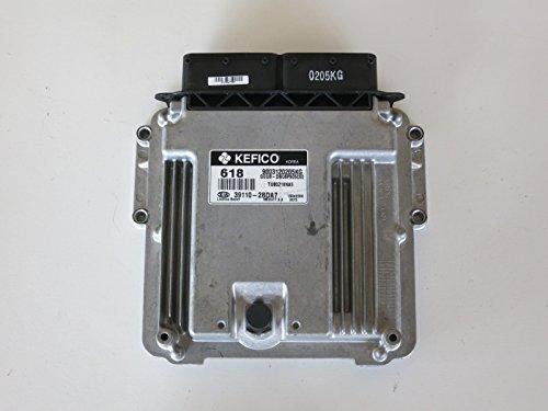 12 13 Kia Rio 39110-2BDA7 Computer Brain Engine Control ECU ECM EBX Module ()