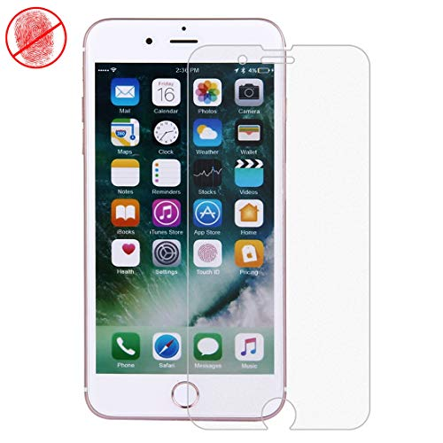 JHM Tempered Glass Film for iPhone Matte Frosted Tempered Glass for iPhone 7 Plus / 8 Plus Screen Protector
